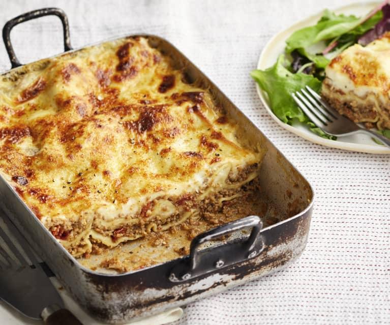 Lasagne à la bolognaise