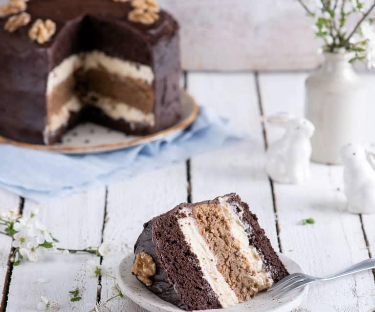 Tort wielkanocny Marysieńka