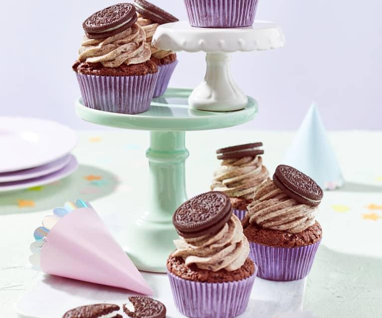 Cupcakes mit Oreos®