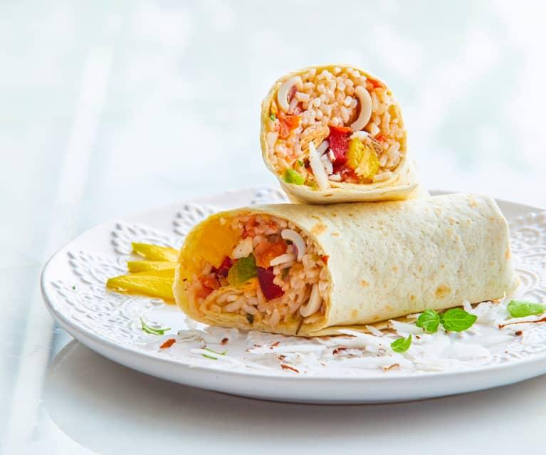 Burrito saluto al sole (di Sorelle Passera)
