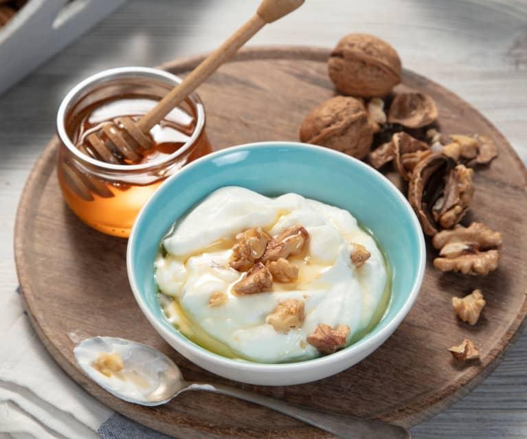 Joghurt griechische Art