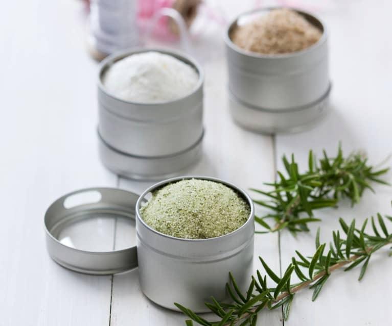 Rosemary salt