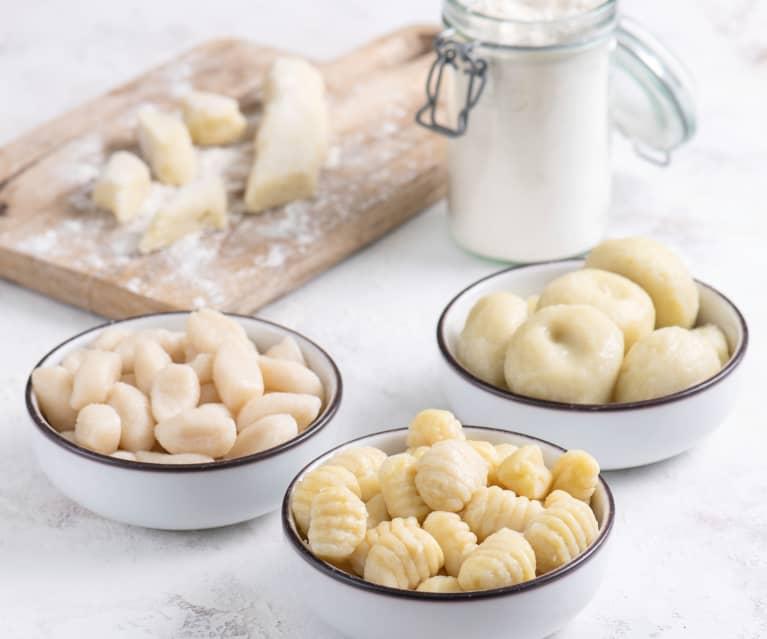 Cooking gnocchi or pasta