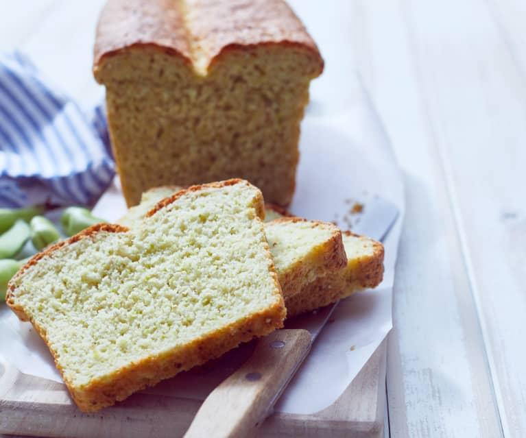 Dicke-Bohnen-Quinoa-Brot