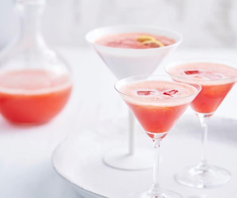 Mocktail de morango