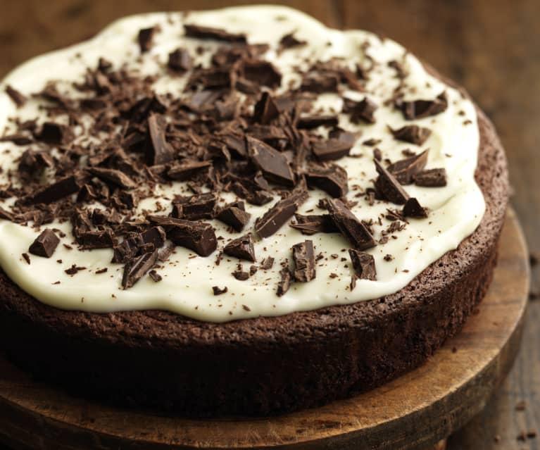Torta cioccolato e barbabietola