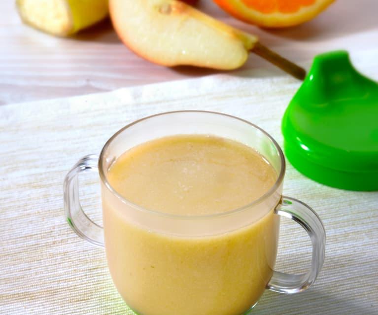 recetas de zumos de frutas en thermomix