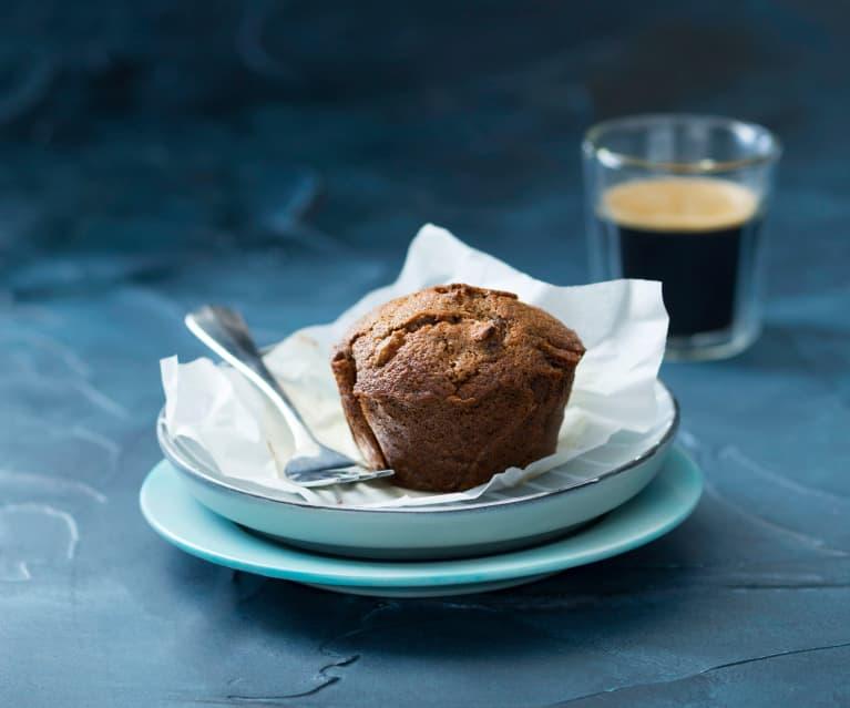 Coffee date muffins