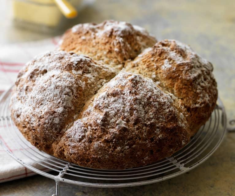 Irlandzki chleb na sodzie