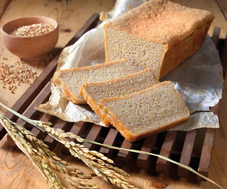 Pane alle 4 farine (senza glutine)