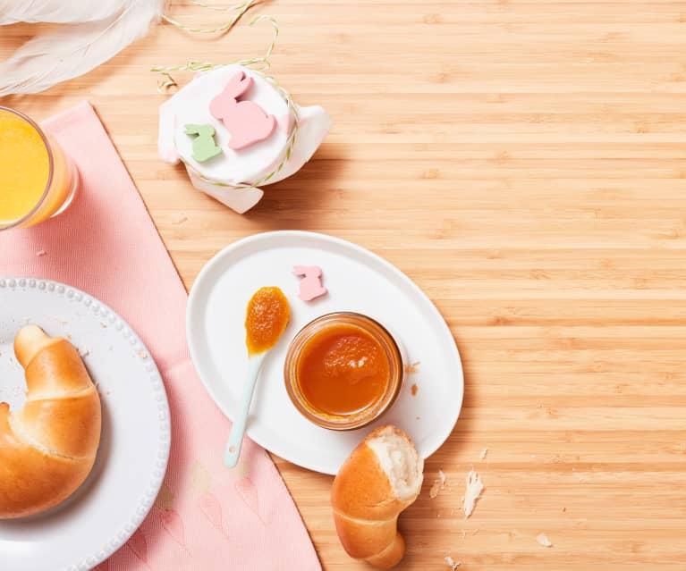 "Karotten-Apfel-Marmelade ""Hasenfrühstück"""
