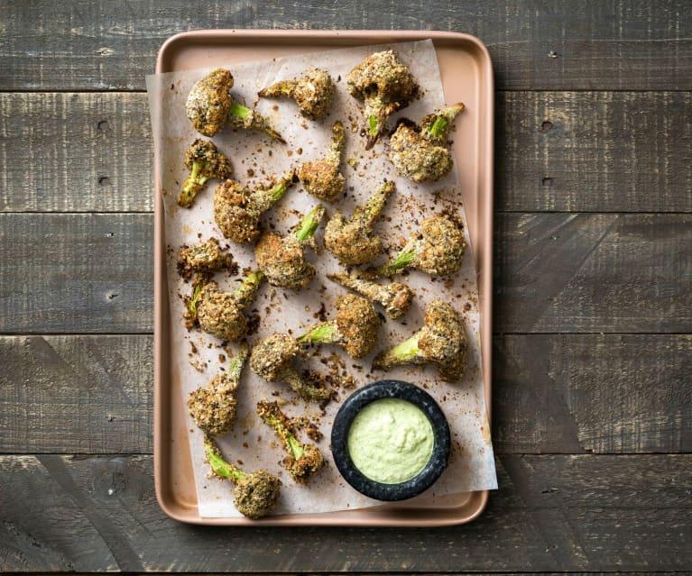 Crunchy seeded broccoli