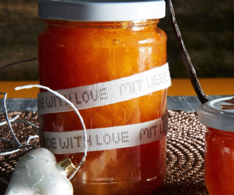 Blutorangen-Mango-Marmelade