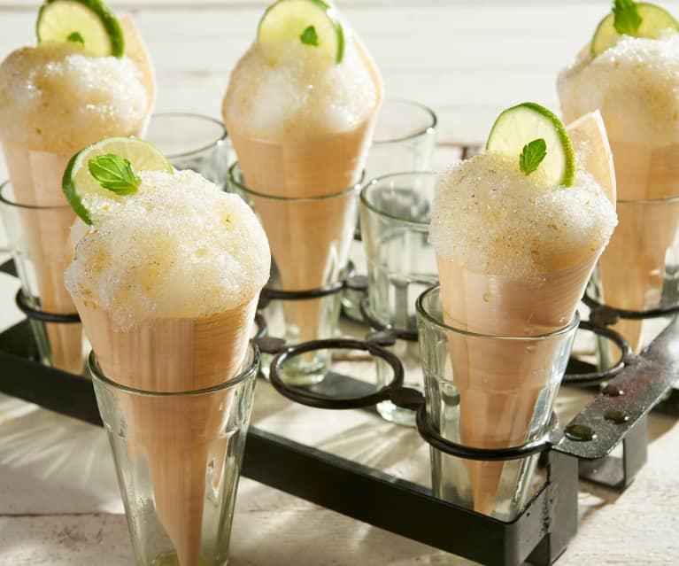 Lime Snow Cones