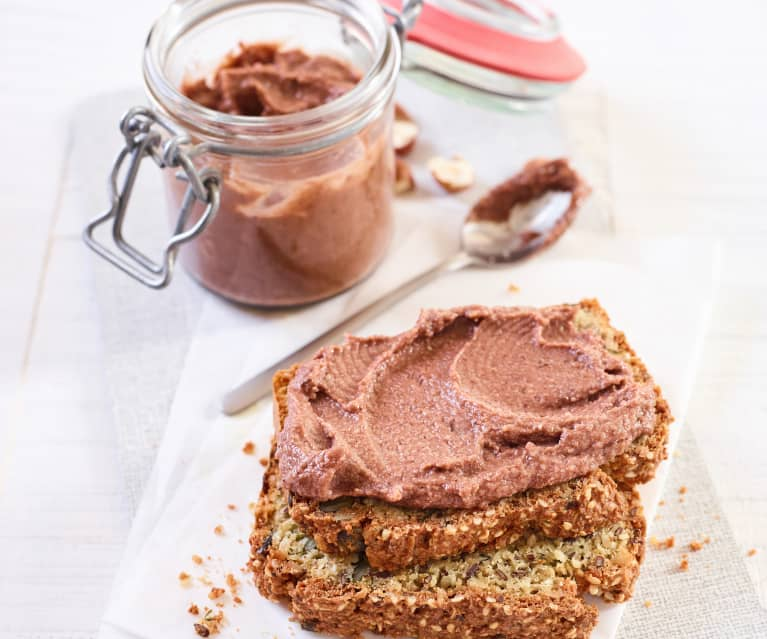 Pâte à tartiner au chocolat