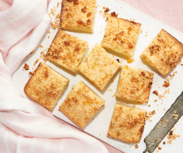 Mamé's Cake (Pineapple Almond Cake)