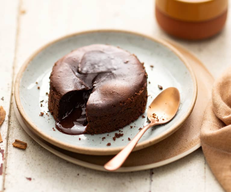 Coulant chocolat-cannelle