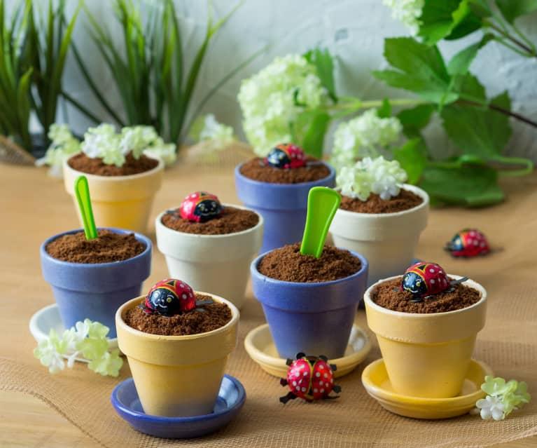 Dirt puddings
