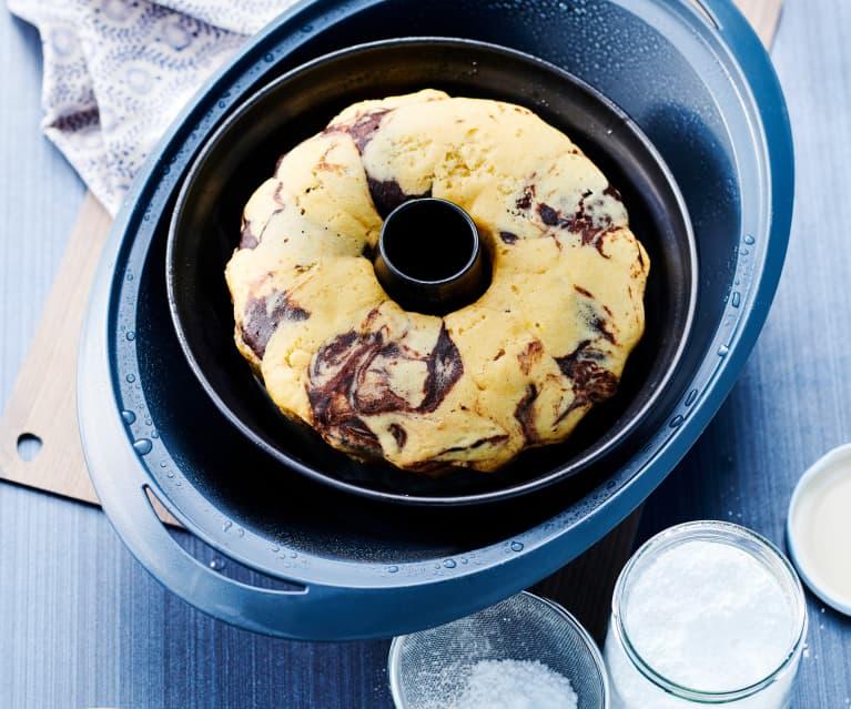 Marmor-Schoko-Kuchen aus dem Varoma