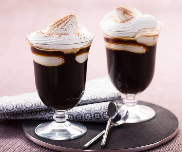 Café irlandés (Irish coffee)