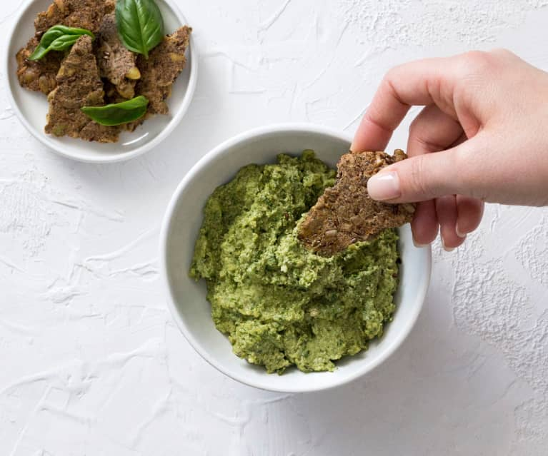 Avocado and Hemp Pesto