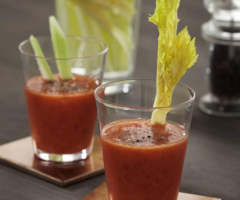 Granizado de Bloody Mary