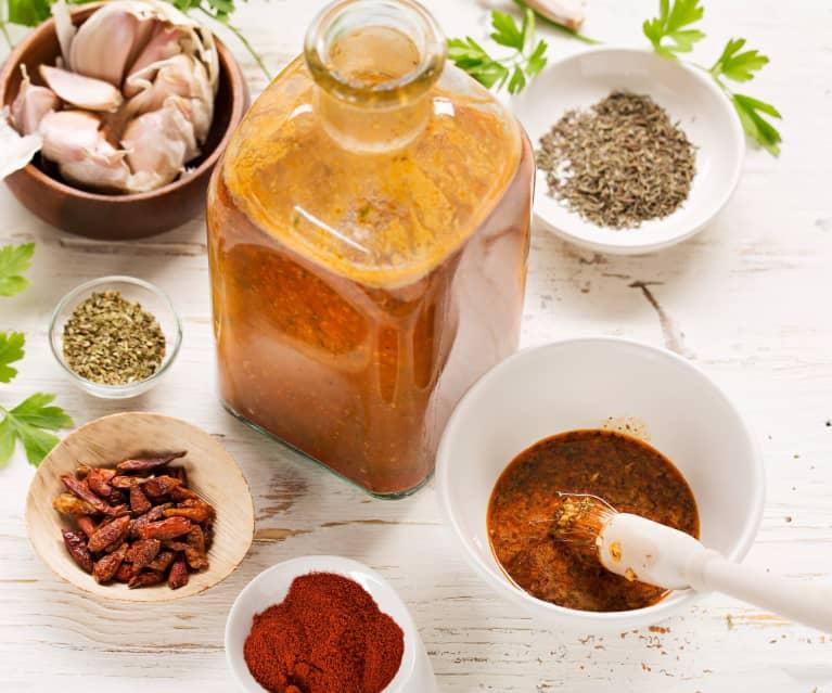 Salsa chimichurri indiana