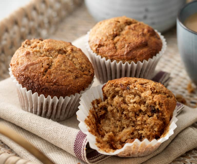 Date and Bran Muffins