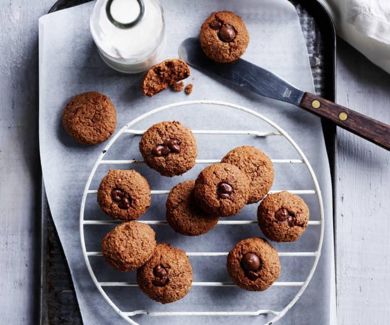 Almond milk chocolate biscuits (Post-natal)
