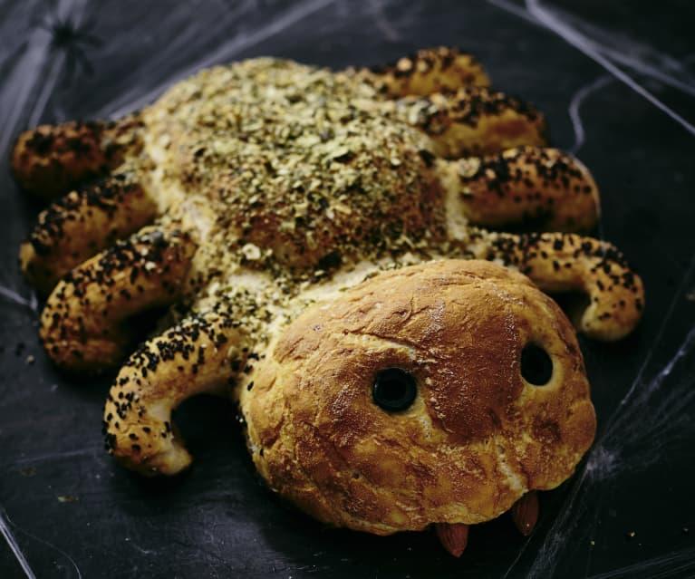 Spinnen-Brot