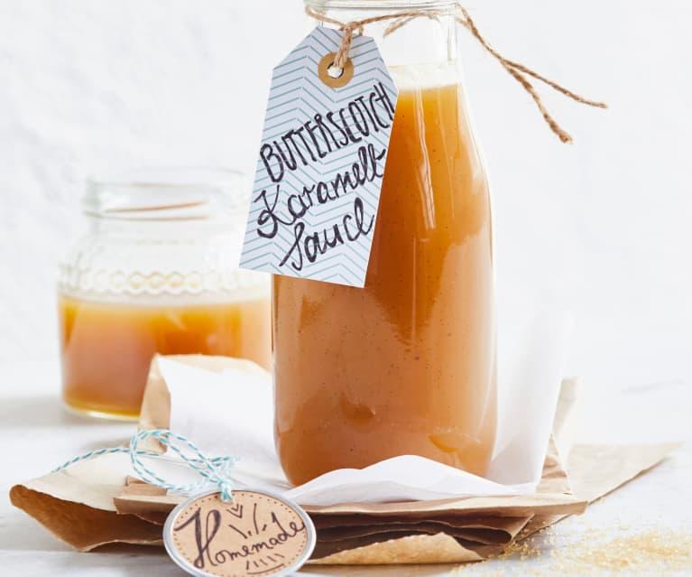 Butterscotch-Karamellsauce