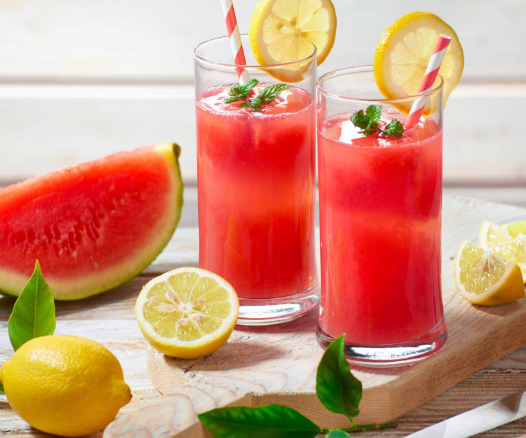 Wassermelonen-Limonade
