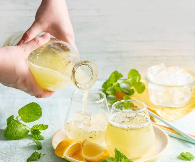 Lemoniada cytrusowo-miętowa
