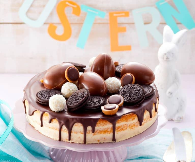 Eierlikör-Candy Cake