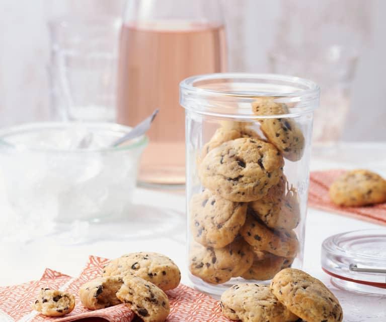 Cookies aux olives et au chèvre