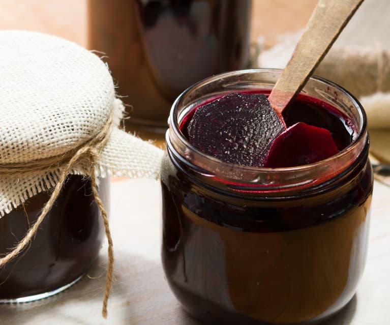 Remolacha fermentada