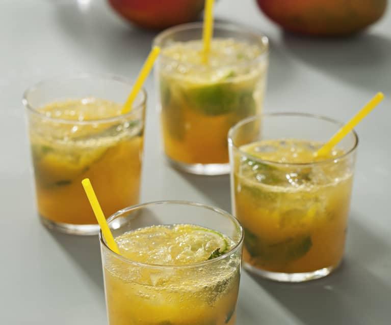Drink Mango Caipirinha