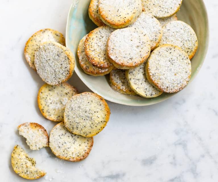 Biscuits citron-pavot