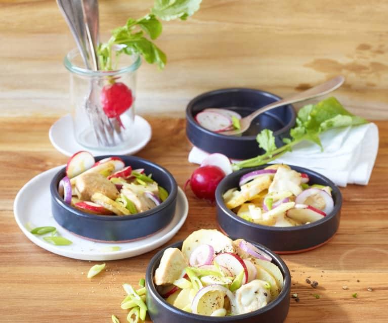 Frühlings-Kartoffelsalat