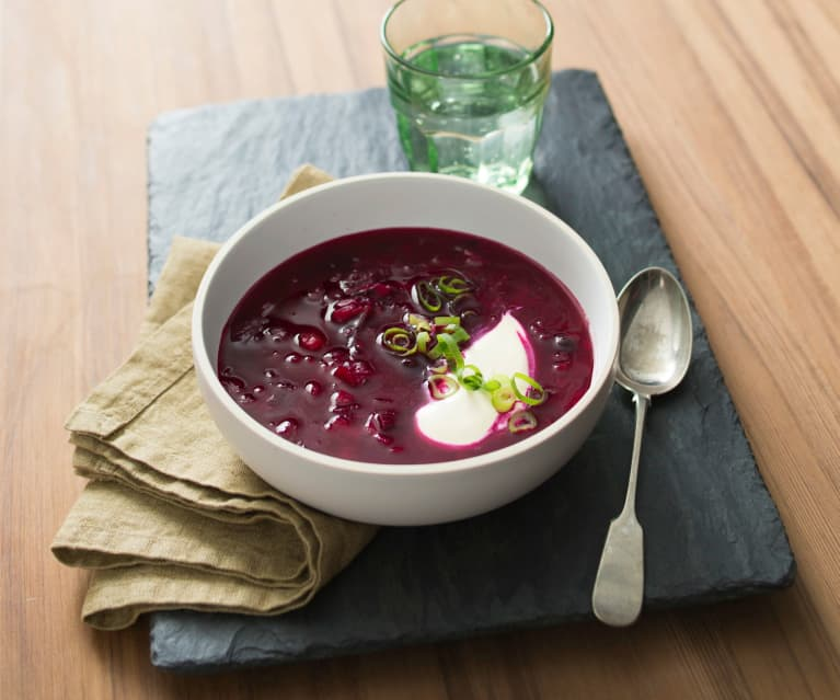 Ukrainian Borscht Cookidoo The Official Thermomix Recipe Platform