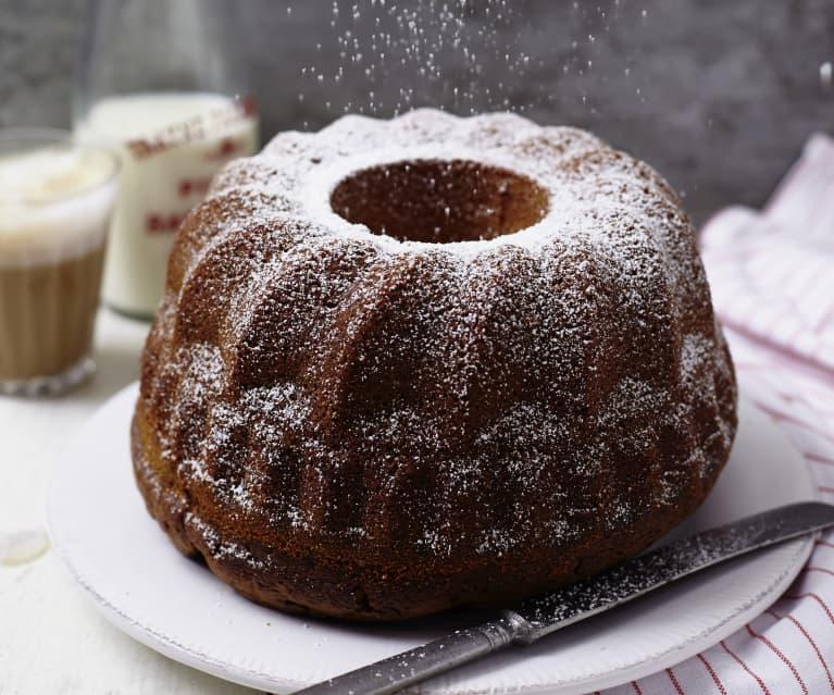 Vanille-Sahne-Gugelhupf