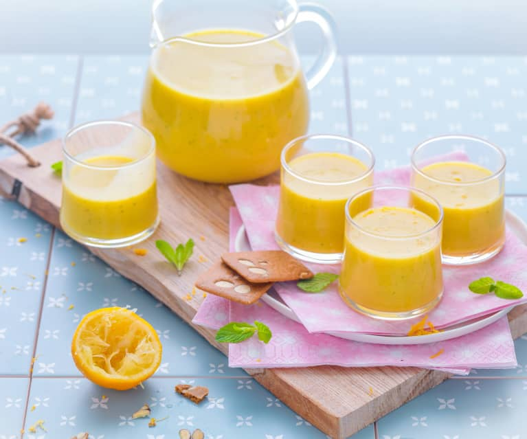 smoothie menthe mangue