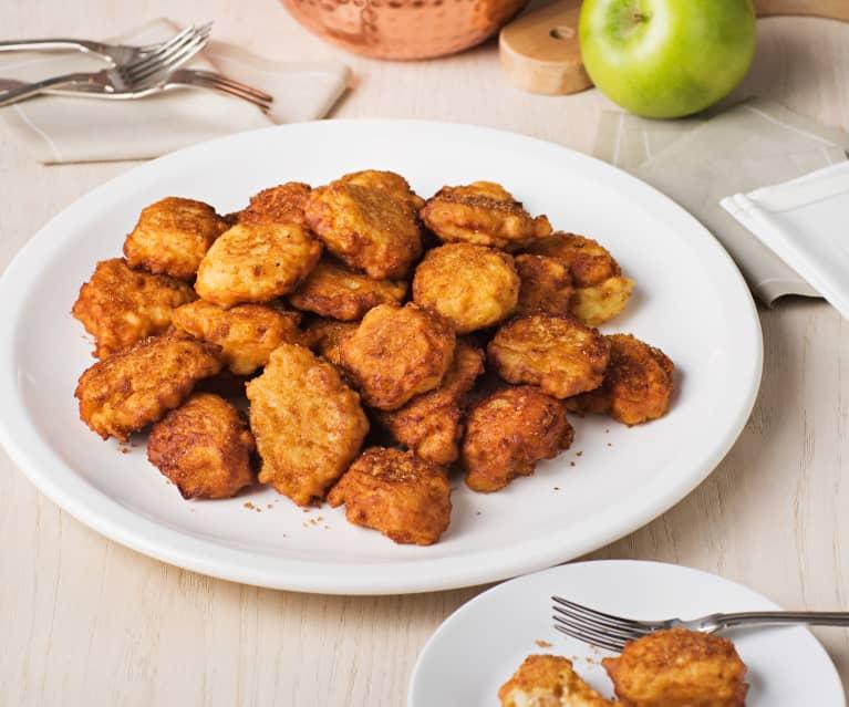 Buñuelos de manzana