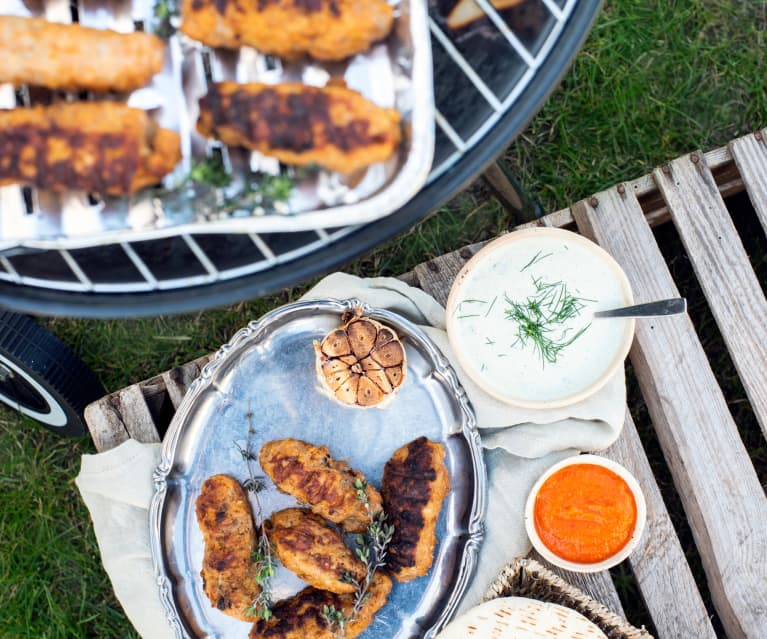 Kebabczety z grilla