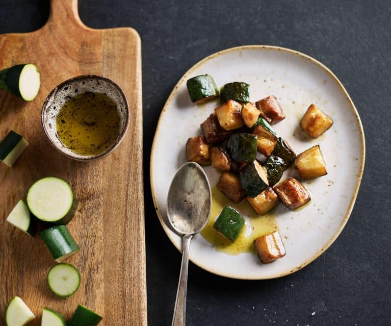 Zucchini anbraten (200 g)