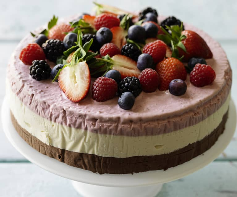 Ice Cream Layer Cake
