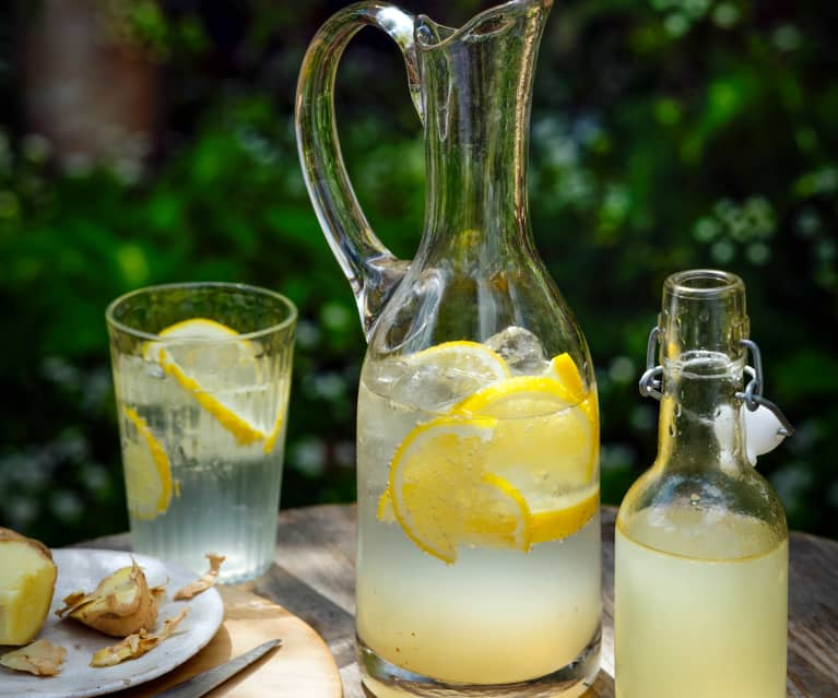 Ginger Cordial