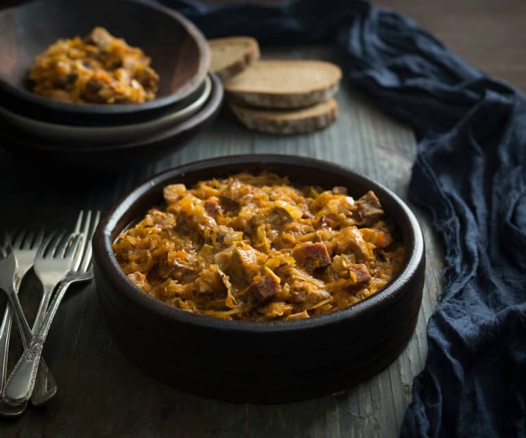 Hunters' stew