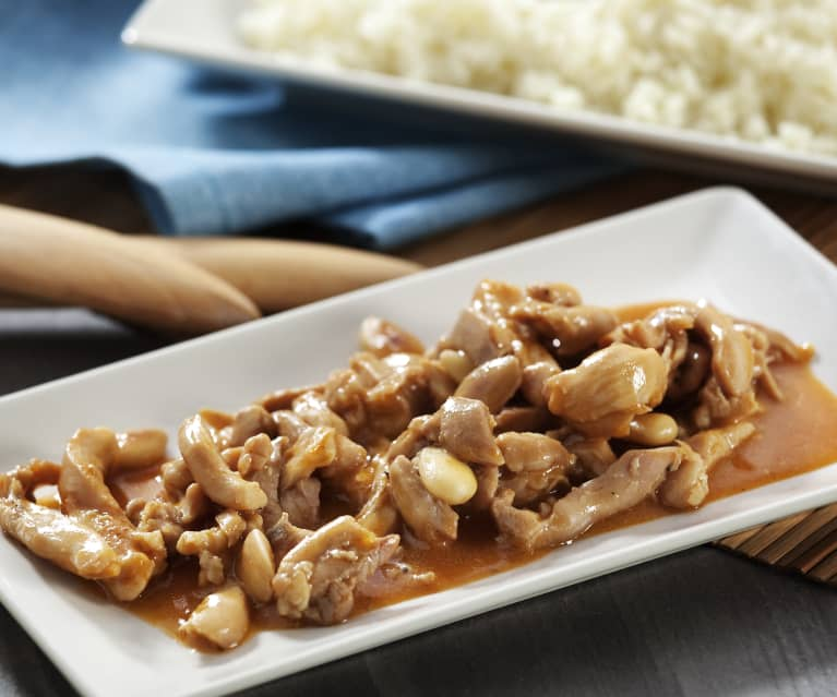 Pollo con almendras - Cookidoo® – la plataforma de recetas oficial ...