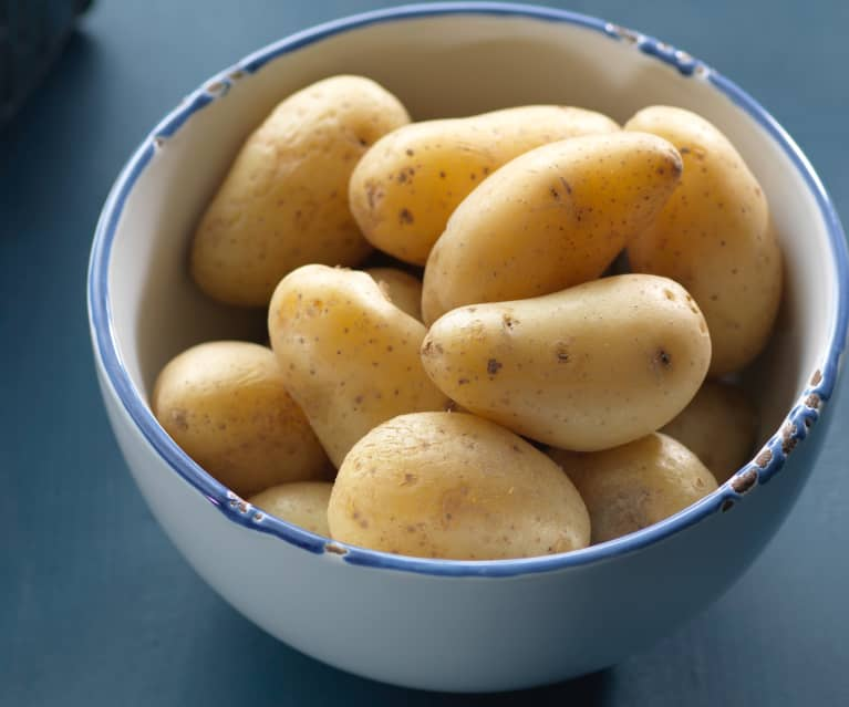 Steamed Baby Potatoes Cookidoo The Official Thermomix Recipe Platform